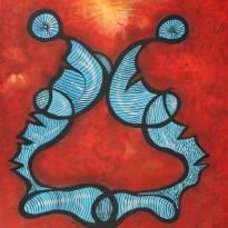 "Acrylic on canvas. 16""x 20"" Year: 2011. Price:"